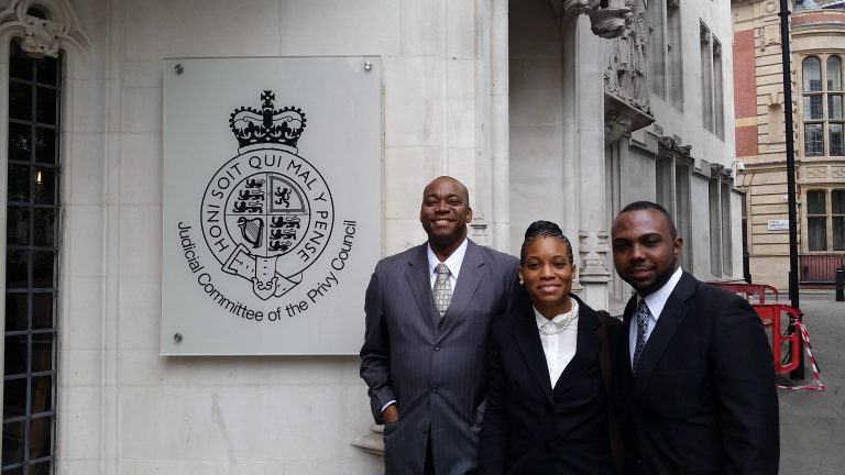 The Privy Council, 2 brilliant colleagues in competition law